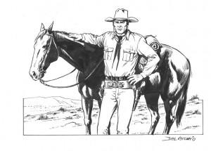 TEX 600 - Pasquale Del Vecchio e le sue avventure al fianco di Tex