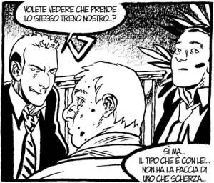 """D.R.U. - Direzione Risorse Umane: in viaggio sulla freccia """"noir"""""""