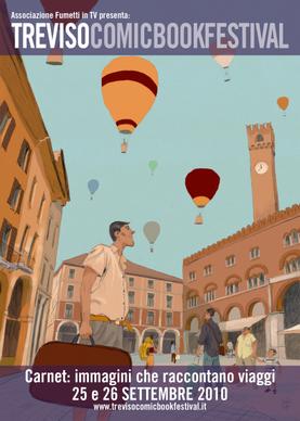 Immagini che raccontano viaggi in mostra a Treviso