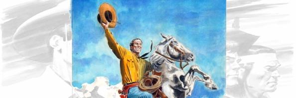 TEX 600 – Leomacs: un avventuroso viaggio a cavallo