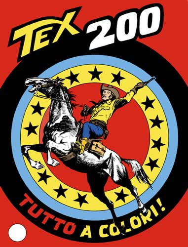 TEX 600 - Lunga vita al Tex!