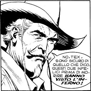 TEX 600 - Claudio Villa: a proposito di un certo Ranger...