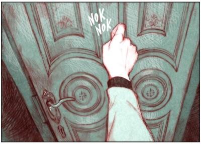 The Abaddon – webcomic in arrivo per Koren Shadmi