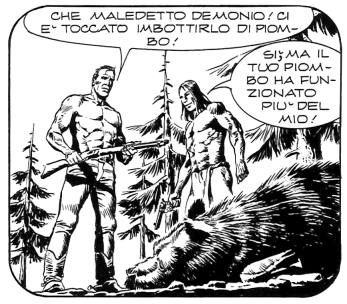 TEX 600 – Raul e Gianluca Cestaro, amicizia di famiglia