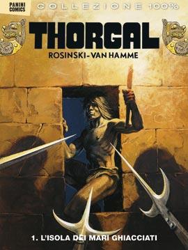 Thorgal 100% #1: L'isola dei mari ghiacciati