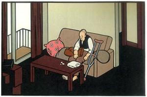Intervista a Chris Ware, the smartest cartoonist on earth