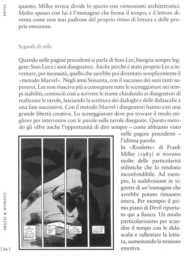 Tratti & Ritratti di Luca Raffaelli: segnali di fumetto_Recensioni