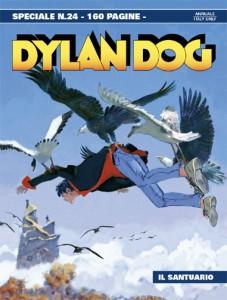 Speciale Dylan Dog #24 - Il santuario