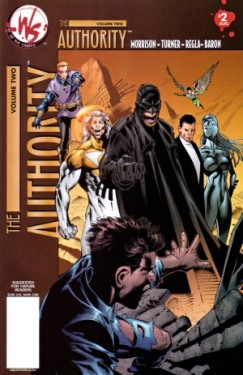 11-09-2001: Authority, la politica anti-violenza e Jim Steranko
