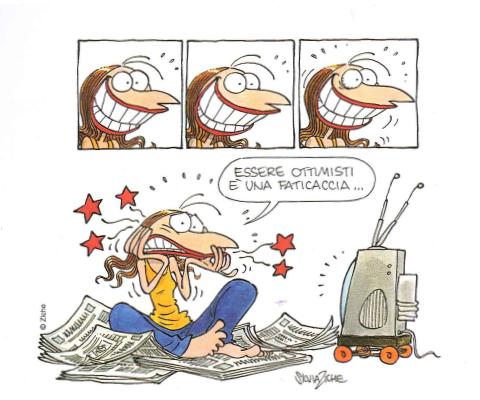 Silvia Ziche - Tra paperi e amori lo specchio deformante