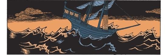 Il re rosa di David B., fiaba nera sulle onde dello sconfinato mare