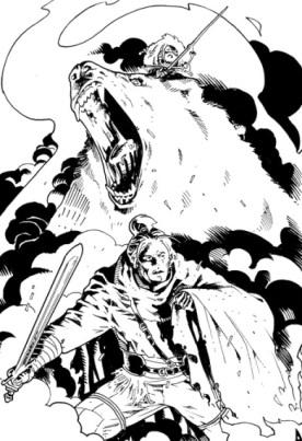 Con Luca Enoch: Dragonero, Bonelli ritorna al fumetto seriale