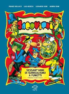 Jacovitti: Sessant'anni di surrealismo a fumetti