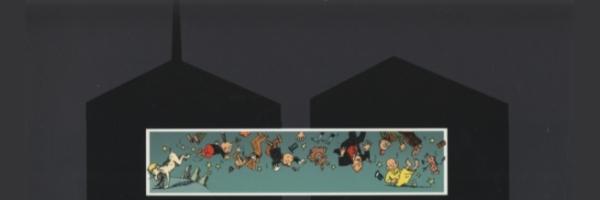 11-09-2001: Il fumetto americano dopo l'11 settembre