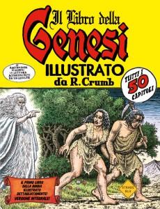 La Genesi di Robert Crumb per Mondadori