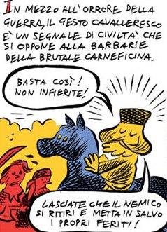 Garibaldi, un resoconto veritiero delle sue valorose imprese da Tuono Pettinato