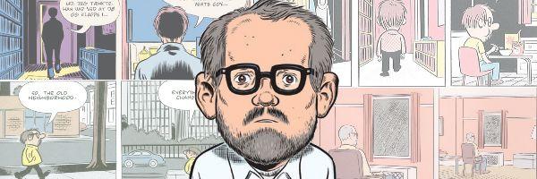 Wilson di Daniel Clowes: ritratto di un uomo qualunque