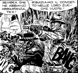 TEX 600 - Mauro Boselli: un Tex tutto d'un pezzo