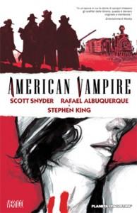 American Vampire: L'alba del nuovo predatore americano