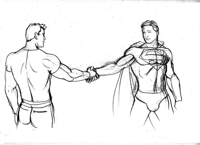 Pier Gallo, superboy italiano alla DC Comics