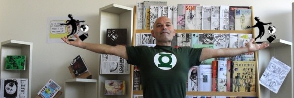 Gianluca Umiliacchi: portare alta la bandiera delle fanzine