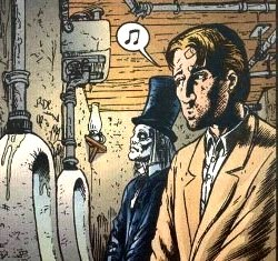Rileggendo Sandman: La locanda alla fine dei mondi