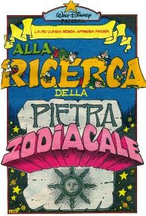 Alla ricerca della Pietra Zodiacale, crossover in casa Disney