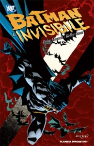 Batman: l'invisibile