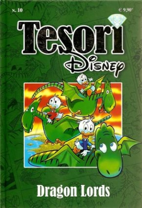 Tesori Disney #10: Dragon Lords