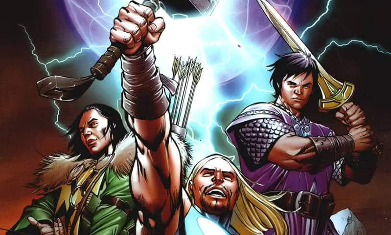 Ultimate Thor: le origini del Dio del tuono