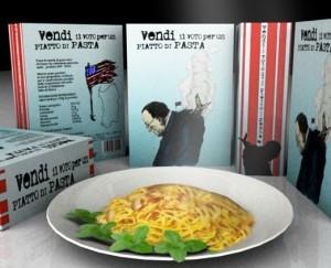 """""""I Divi 150"""": vendi il voto per un piatto di pasta"""