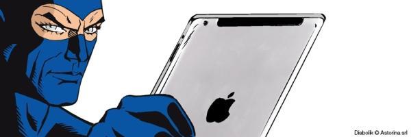 CONCORSO ESCLUSIVO! Caccia a Diabolik: vinci 10 applicazioni per iPad di Diabolik e 5 chiavette USB [CHIUSO] - slide-concorso-diabolik