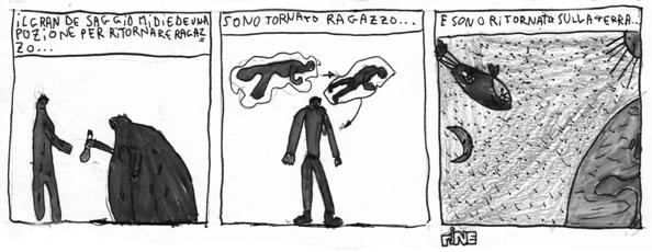 Il fumetto, mmmh… Roba per bambini