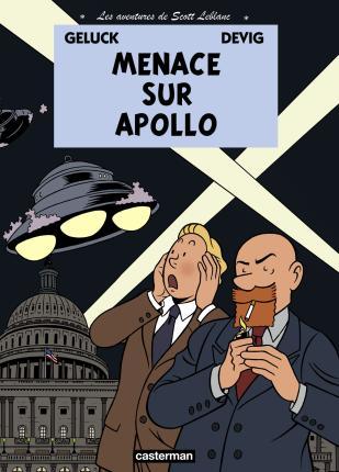 Les Aventures de Scott Leblanc – Menace sur Apollo