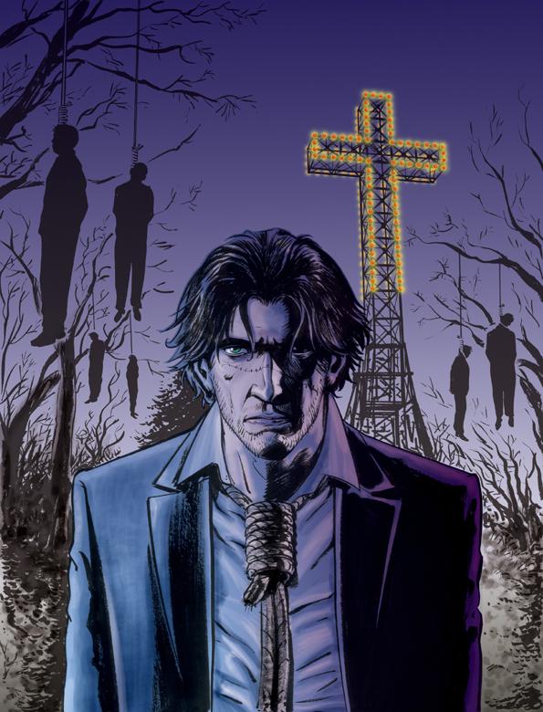 Dr Morgue variant cover 1 colore