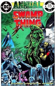 Alan Moore: Swamp Thing
