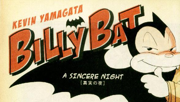 Billy Bat: Urasawa sulle tracce di un misterioso pipistrello a fumetti