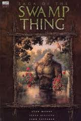 Alan Moore: Swamp Thing