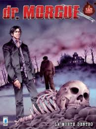 dr. Morgue #2 – La Morte Dentro