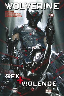 Wolverine: Sex+Violence