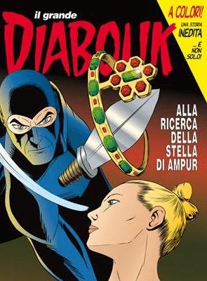 Il grande Diabolik #2/2011 – Alla ricerca della stella di Ampur
