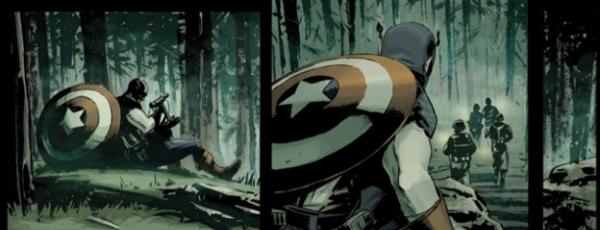 Da Kirby a Brubaker: Steve Rogers e i muscoli di Capitan America