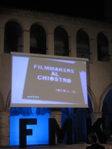 FilmMakers al chiostro 2011, le premiazioni della serata finale