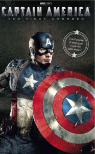 Captain America. The first avenger