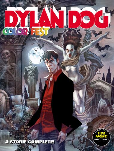 Dylan Dog Color Fest #7