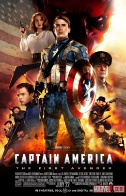 La parola ai lettori: Captain America - Il primo vendicatore