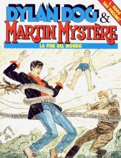 """Con gli anni Ottanta nasce una nuova serialità: Martin Mystére e Dylan Dog. La Bonelli da """"fabbrica"""" a """"network""""."""