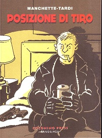 Tardi reinterpreta Jean-Patrick Manchette in una nuova uscita Coconino