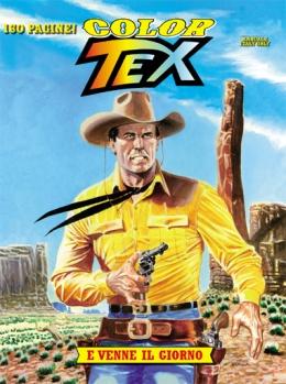 Nuovi sentieri (in technicolor) nel west: Color Tex #1