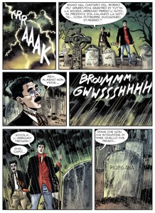 Dylan Dog #300, ovvero tanto rumore per nulla